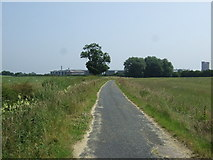SK2222 : National Cycle Route 54 by JThomas