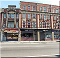 ST3188 : Asha Indian restaurant & takeaway, Clarence Place, Newport by Jaggery