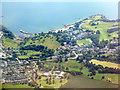 NT1985 : Aberdour, harbour and beach by M J Richardson