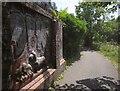 ST5971 : Basset Hounds by the River Avon Trail by Derek Harper