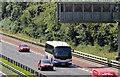 J2968 : The Omagh express, Dunmurry by Albert Bridge