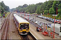 TQ0088 : Gerrards Cross station, 1994 by Ben Brooksbank