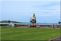NS2059 : War Memorial, Largs by Billy McCrorie