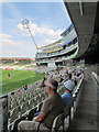 SP0684 : Edgbaston: the tea interval by John Sutton