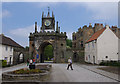 NZ2130 : Gateway, Auckland Castle by Ian Taylor