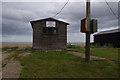 TM4656 : Fishermen's hut, Aldeburgh beach by Ian Taylor