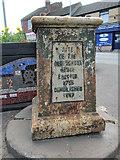 SJ8748 : Memorial at end of Sneyd Street, Cobridge by David Weston