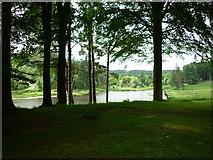 NU0702 : Tumbleton Lake by Carroll Pierce