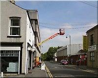 SJ9495 : Hamnett Street by Gerald England