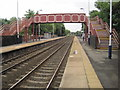 NZ1863 : Blaydon railway station by Nigel Thompson