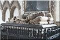 TF4576 : Memorial to Sir Robert and Elizabeth Christopher by J.Hannan-Briggs
