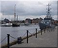 TM1643 : Orwell Quay, Ipswich by Ian Taylor