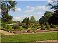 TL1798 : Gardens at Thorpe Hall, Longthorpe by Paul Bryan