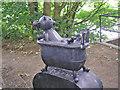 SE1438 : Cat Bath by John Illingworth