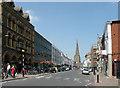 SO5039 : Broad Street 2013, Hereford by Keith Edkins