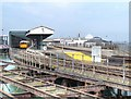 SZ5993 : Ryde Pier Head Railway Station by David Dixon