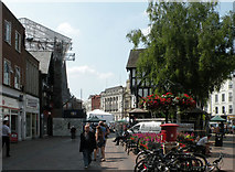 SO5140 : High Town 2013, Hereford by Keith Edkins