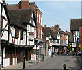 SO8554 : Friar Street 2013, Worcester by Keith Edkins