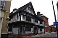 TM1644 : Former Royal Oak Inn, Northgate Street by Ian Taylor