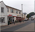 SY1288 : Temple Street Spar, Sidmouth by Jaggery