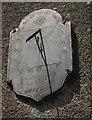 SX4361 : Sundial, Landulph by Derek Harper