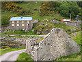 NN0133 : Bonawe - ruin and renovation by Trevor Littlewood