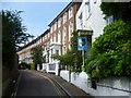 TQ1673 : Sion Road, Twickenham by Marathon