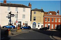 TM2749 : Theatre Street, Woodbridge by Trevor Harris