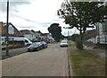 TQ2466 : North Cheam:  Ridge Road by Dr Neil Clifton