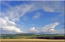 NH6454 : Black Isle sky by Julian Paren