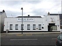 NN1073 : Scottish Crafts & Whisky Centre, Fort William by Kenneth  Allen