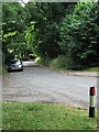 TQ1208 : Nepcote Lane by Simon Carey
