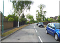 TQ2462 : Ewell East:  Cheyham Way by Dr Neil Clifton