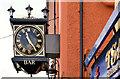 J2053 : Canavan clock, Dromore by Albert Bridge
