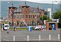 J3373 : Closed car park, Belfast (2013-1) by Albert Bridge