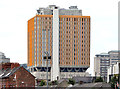 J3373 : The City Hospital, Belfast (2013) by Albert Bridge