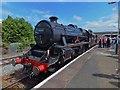 SH7977 : Black 5 Stanier 4-6-0 locomotive 45231 - The Sherwood Forester by Richard Hoare