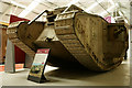 SY8288 : The 'War Horse' Tank by Peter Trimming