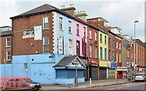 J3373 : Nos 115-127 Gt Victoria Street, Belfast (2013) by Albert Bridge