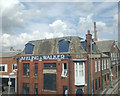 SJ8844 : Fenton, Stoke-on-Trent: Keeling and Walker factory, Whieldon Road by Christopher Hilton