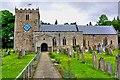 NY9939 : St Thomas's Church, Stanhope by Paul Buckingham