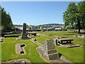 NS2776 : Inverkip Street Burial Ground by Lairich Rig
