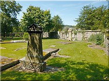 NS2776 : Duncan Street Burial Ground by Lairich Rig