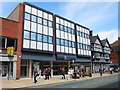 SJ4066 : British Home Stores, Chester by Bill Harrison