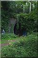 TQ2888 : Disused railway tunnel, Highgate by Julian Osley
