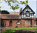 SJ4166 : Park Keeper's Lodge, Grosvenor Park, Chester by Bill Harrison