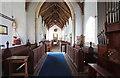 TL8169 : St Catherine, Flempton - West end by John Salmon