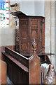 TL8169 : St Catherine, Flempton - Pulpit by John Salmon