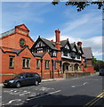 SJ4166 : Chester Public Baths, Union Street by Bill Harrison
