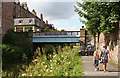 NT2472 : Walker Bridge by Anne Burgess